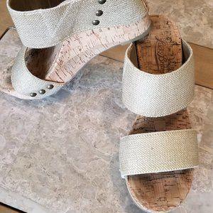 Lucky Brand LK-Magnolia Wedge Heels